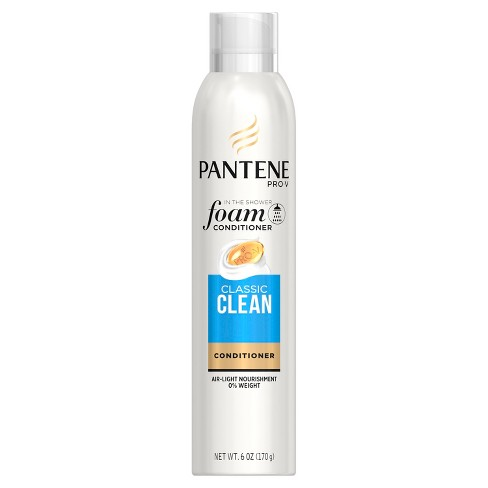 Pantene Pro-V Classic Clean Foam Conditioner - 6oz - image 1 of 2