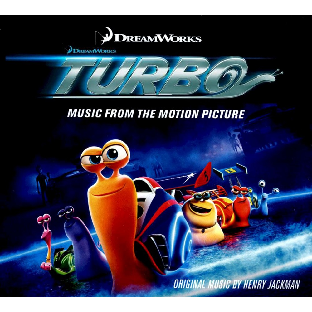 Original Soundtrack - Turbo (Music from the Motion Picture) (CD) Reviews