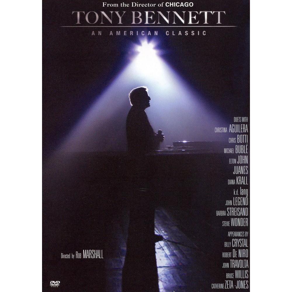 Tony Bennett:American Classic (Dvd)