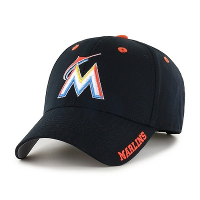 MLB Miami Marlins Frost Adjustable Cap/Hat by Fan Favorite