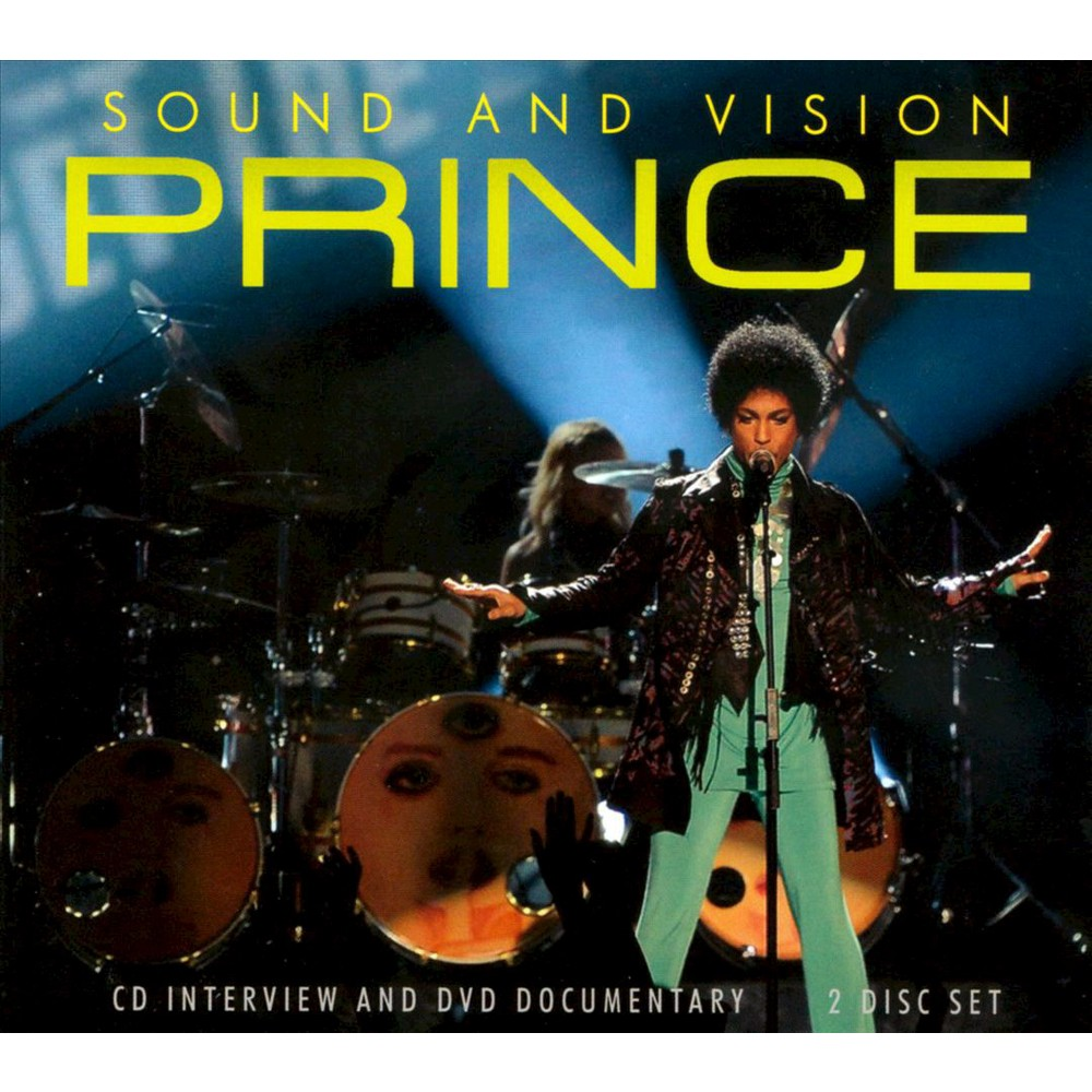 Sound and vision (CD), Pop Music