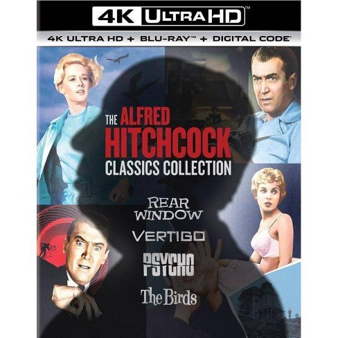 The Alfred Hitchcock Classics Collection (4K/UHD)(2020) - image 1 of 1