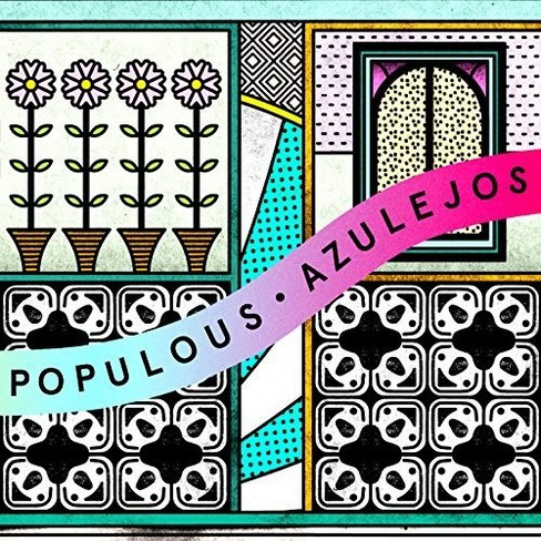 Populous - Azulejos (CD) - image 1 of 1