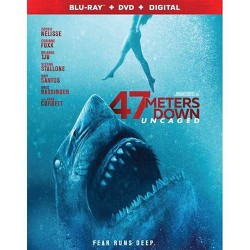 47 Meters Down: Uncaged (Blu-Ray + DVD + Digital)