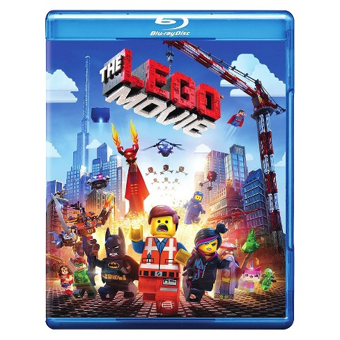 The Lego Movie 2 Discs Blu Ray Target