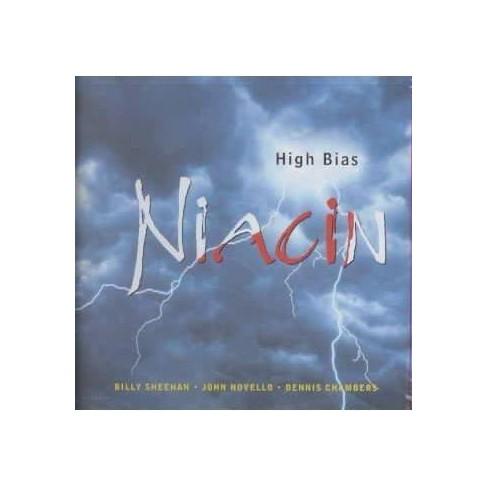 Niacin - High Bias (CD) - image 1 of 1