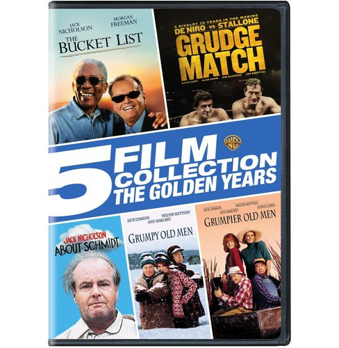 5 Film Collection:Golden Years (DVD) - image 1 of 1