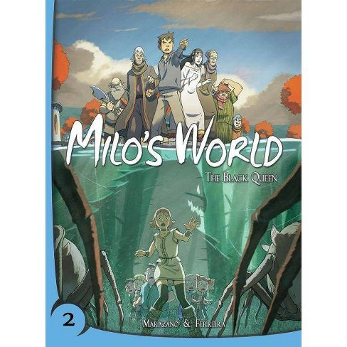 Milo's World Book Two - by  Richard Marazano (Hardcover) - image 1 of 1