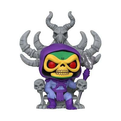 Funko POP! Deluxe: Master's of the Universe - Skeletor on Throne (Target Exclusive)