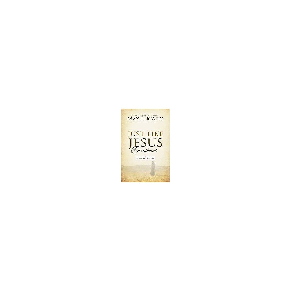 Just Like Jesus Devotional (Hardcover)