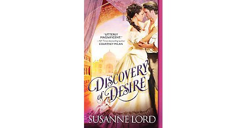 Discovery of Desire (Paperback) (Susanne Lord) - image 1 of 1