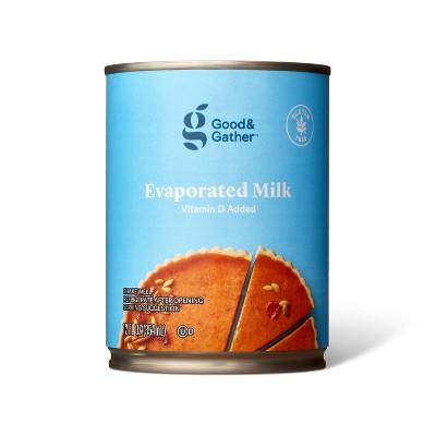Evaporated Milk - 12 fl oz - Good & Gather™