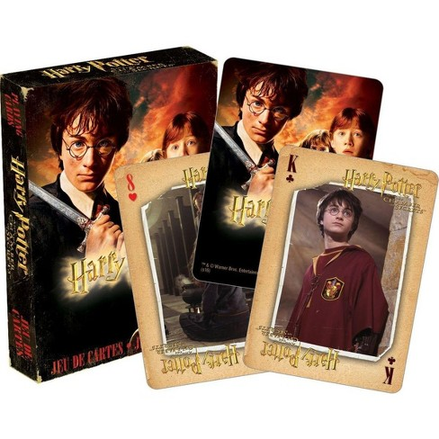 Harry Potter and the Chamber of Secrets Playing Cards - image 1 of 1