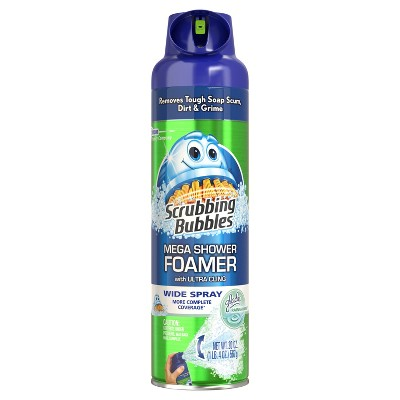 Superieur Scrubbing Bubbles Mega Shower Foamer Bathroom Cleaner   20oz : Target