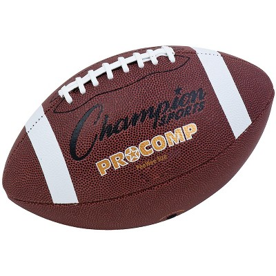 Champion Football, Pee Wee Size Pro Composition Cover