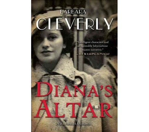 Diana's Altar (Reprint) (Paperback) (Barbara Cleverly) - image 1 of 1