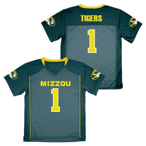 quality design ec2dd 7104b NCAA Boys  Replica Football Jersey Missouri Tigers   Target