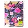 "8.5"" x 11"" Clipfolio Dots/Stripes - greenroom - image 3 of 4"
