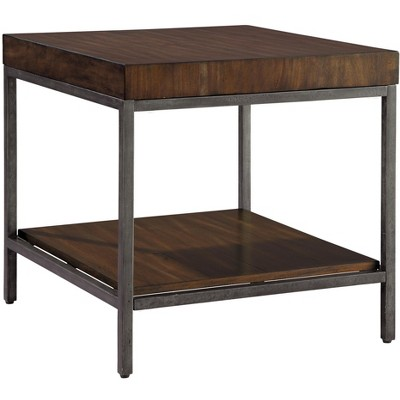 Hekman 24303 Hekman Planked Top End Table 2-4303 Monterey Point