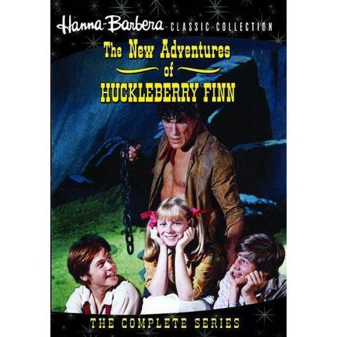 The New Adventures of Huck Finn (DVD) - image 1 of 1