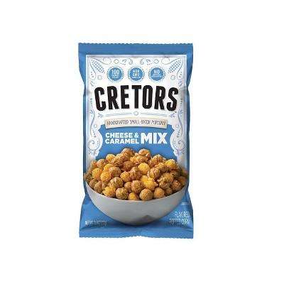 G.H. Cretors Cheese & Caramel Mix - 7.5oz