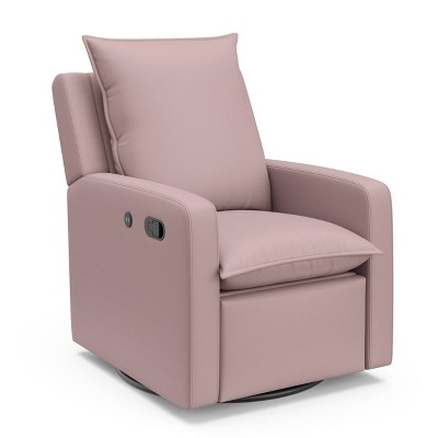 Motherly by Storkcraft Timeless Reclining Glider with USB Charging Port
