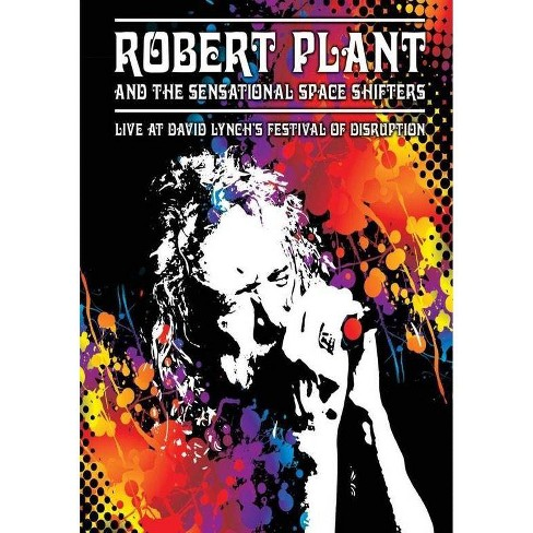 Robert Plant and the Sensational Space Shifters: Live at Lynch Festival (DVD) - image 1 of 1