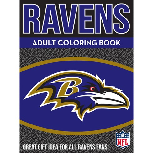 Nfl In The Sports Zone Adult Coloring Book Target