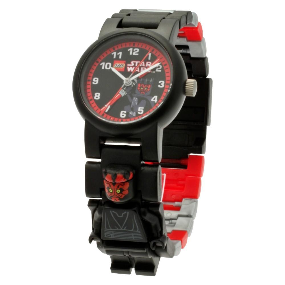 Boys' Lego Star Wars Darth Maul Watch, None - Dnu