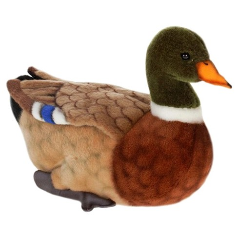 Hansa Mama Mallard Duck Plush Toy - image 1 of 1