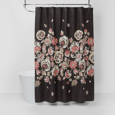 Floral Shower Curtain - Threshold™