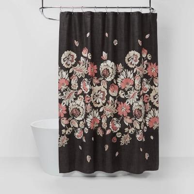 Floral Shower Curtain - Threshold™