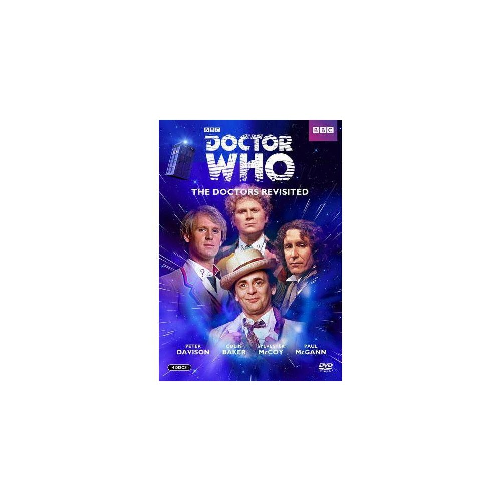 Doctor Who The Doctors Revisited 5 8 Dvd