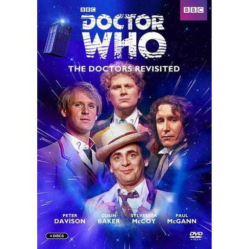 Doctor Who: The Doctors Revisited 5-8 (DVD) - image 1 of 1
