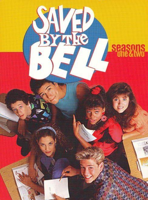 Saved by the Bell: Seasons One & Two [5 Discs] - image 1 of 1