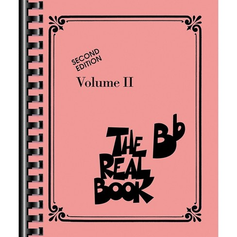 Hal Leonard The Real Book Bb Volume II - Second Edition - image 1 of 2