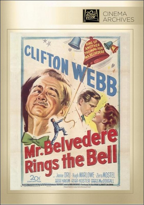 Mr. belvedere rings the bell (DVD) - image 1 of 1