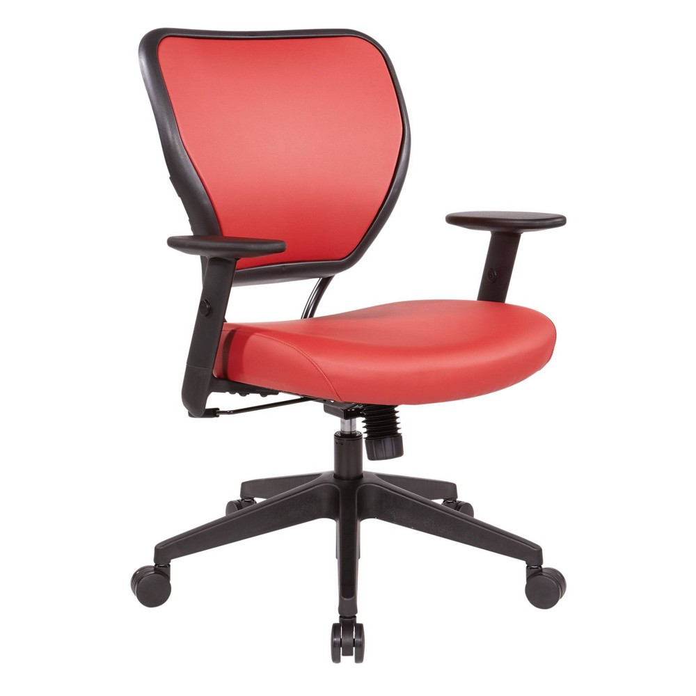 Antimicrobial Office Chair Lipstick - OSP Home Furnishings Antimicrobial Office Chair Lipstick - OSP Home Furnishings
