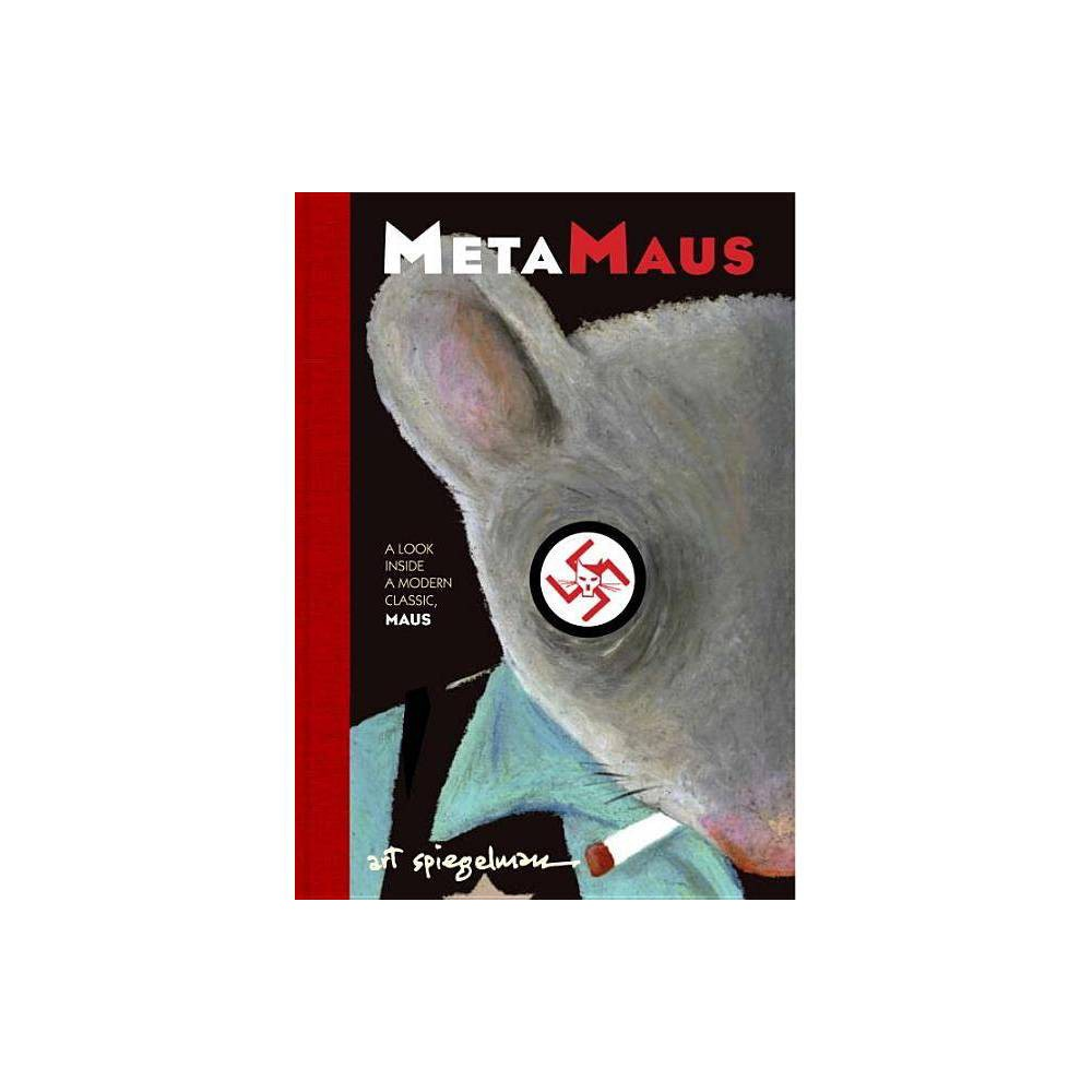 Metamaus - (Pantheon Graphic Novels) by Art Spiegelman (Mixed media product) was $35.49 now $16.89 (52.0% off)