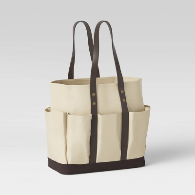 Canvas Garden Tote Gray - Smith & Hawken™