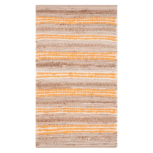 Sandra Stripe Accent Rug - Safavieh - image 1 of 1