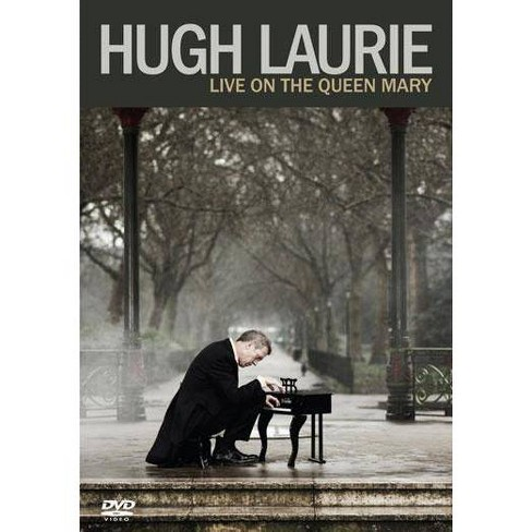 Laurie H-hugh Laurie-live On The Queen Mary (Dvd) (DVD)