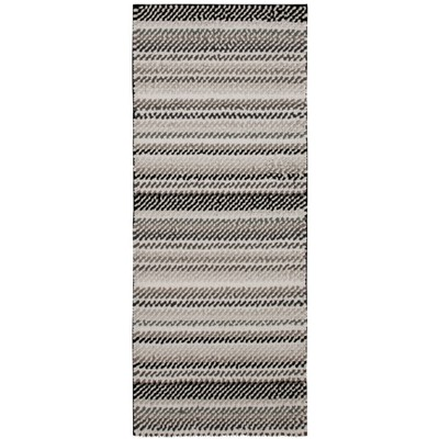 "22""x55"" Loop Memory Foam Accent Bath Rug Gray - Room Essentials™"