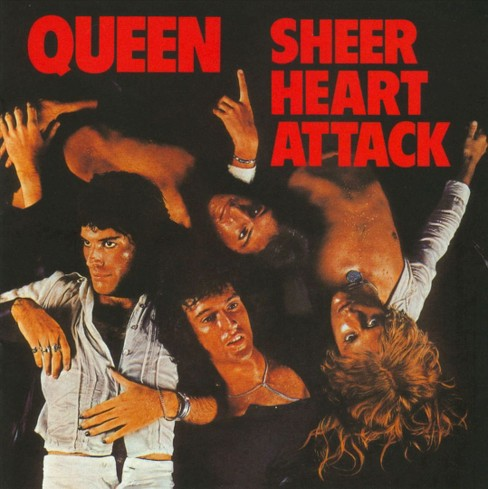 Queen - Sheer heart attack (CD) - image 1 of 1