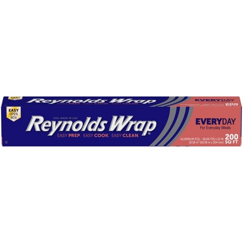 Reynolds Wrap Standard Aluminum Foil - 200 sq ft - image 1 of 4