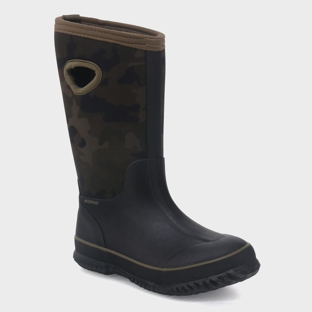 Boys' Preston Neoprene Winter Boots - Cat & Jack Camouflage 2