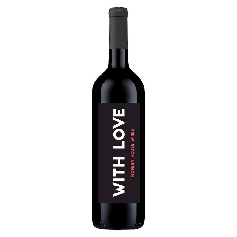 Modern House® With Love Red Blend - 750mL Bottle - image 1 of 1