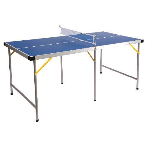 "Lion Sports 5"" Folding Portable Table Tennis Ping Pong Table - image 1 of 3"