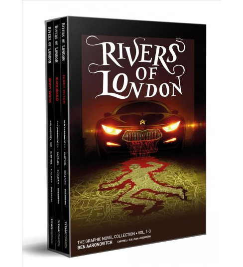 Rivers of London Set -  by Ben Aaronovitch & Andrew Cartmel (Paperback) - image 1 of 1
