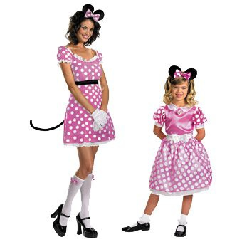 Girls Minnie Roadster Deluxe Toddler Costume
